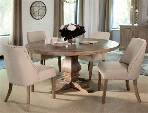 florence warm natural  dining room set  donny
