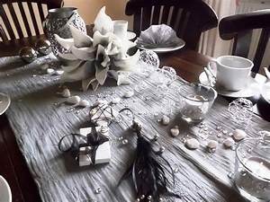 Tischdeko Schwarz Weiß Ideen : tischdeko komplett edel und ansprechend tischdeckle ~ Bigdaddyawards.com Haus und Dekorationen