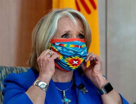 mexico covid mask face restrictions lift many june grisham removes lujan michelle gov update start ar