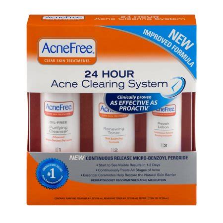 acne  clear skin treatments  hour acne clearing