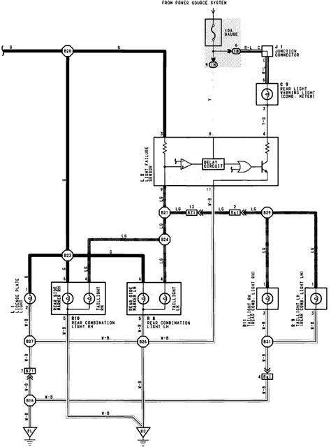 Toyotum Trailer Wiring Diagram by Where To Tap Into Existing Wiring To Wire For Trailer