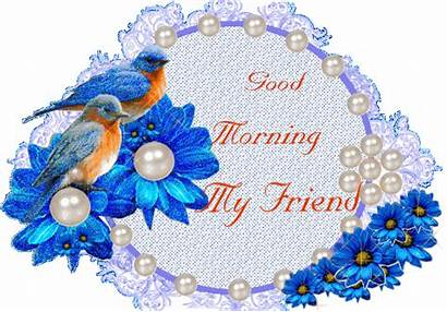 Morning Friend Glitter Glitters Graphics Desicomments Greetings