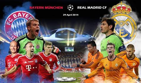 Bayern Munich vs Real Madrid Semi-Final:How Bayern Real ...