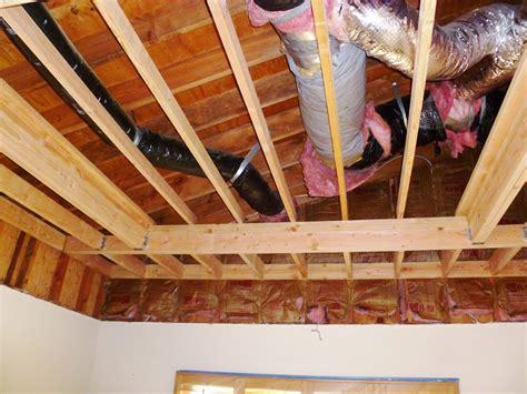 thb construction formal dinning room ceiling renovation