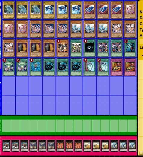 hieratic dragon deck build someone wanna help me pleasee