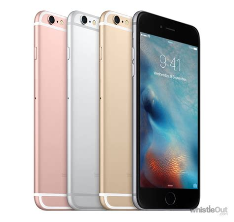 iphone 6s 64gb iphone 6s plus 64gb plans compare the best plans from 0