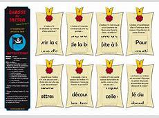 Carte Chasse Au TréSor à Imprimer UV69 Jornalagora