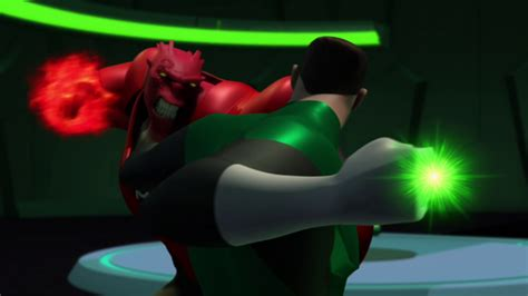 green lantern the animated series 113 homecoming episode