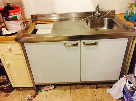 kitchen sink units ikea ikea free standing mini kitchen all in one sink fridge 6001