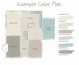 A whole house paint color plan paint colors house and for Whole home interior paint ideas