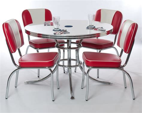 homeofficedecoration retro kitchen chairs and tables