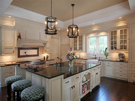 image result  images kitchens cream cabinets white farm