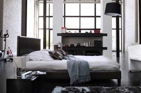 deco chambre loft décoration loft chambre