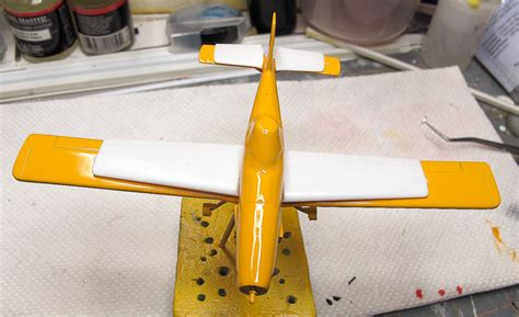 Zvezda 1/100 Dusty Crophopper/Air Tractor 402 Build Review ...