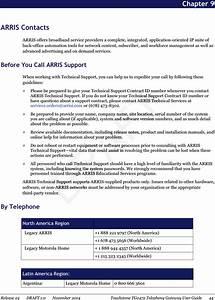Arris Tg2472 Touchstone Wireless Telephony Gateway User