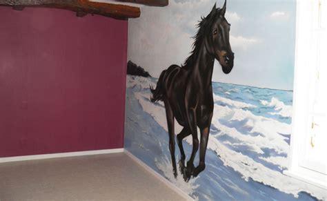 chambre cheval deco chambre theme cheval