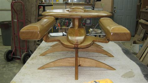 star trek uss enterprise ncc   coffee table