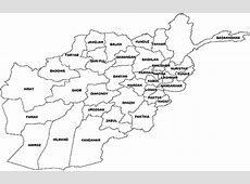 Afghanistan's Provincial Governors