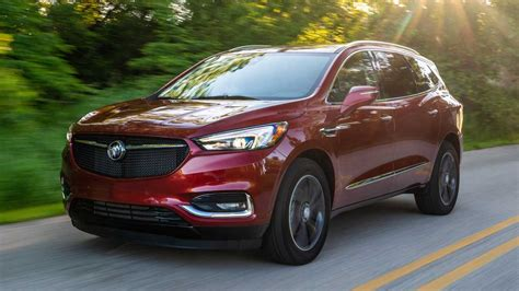 buick enclave debuts  sport touring package