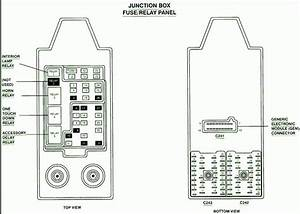 2000 Ford Ranger Fuse Box Diagram