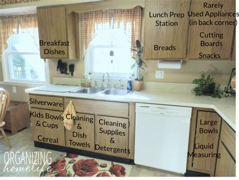 kitchen cabinets plastic how to strategically organize your kitchen organize your 3176