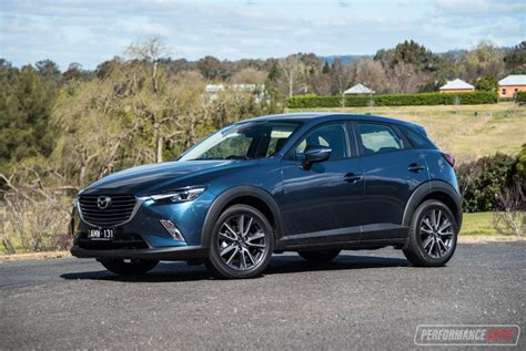 Review Mazda Cx3 by 2017 Mazda Cx 3 Stouring Awd Review Performancedrive