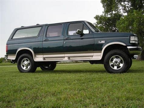 Ford Bronco Centurion Diesel
