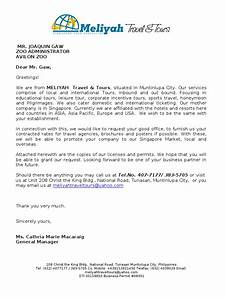 request letter of contracted rates travel agency business With travel agency business proposal letter sample