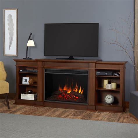 eliot grand entertainment center electric fireplace