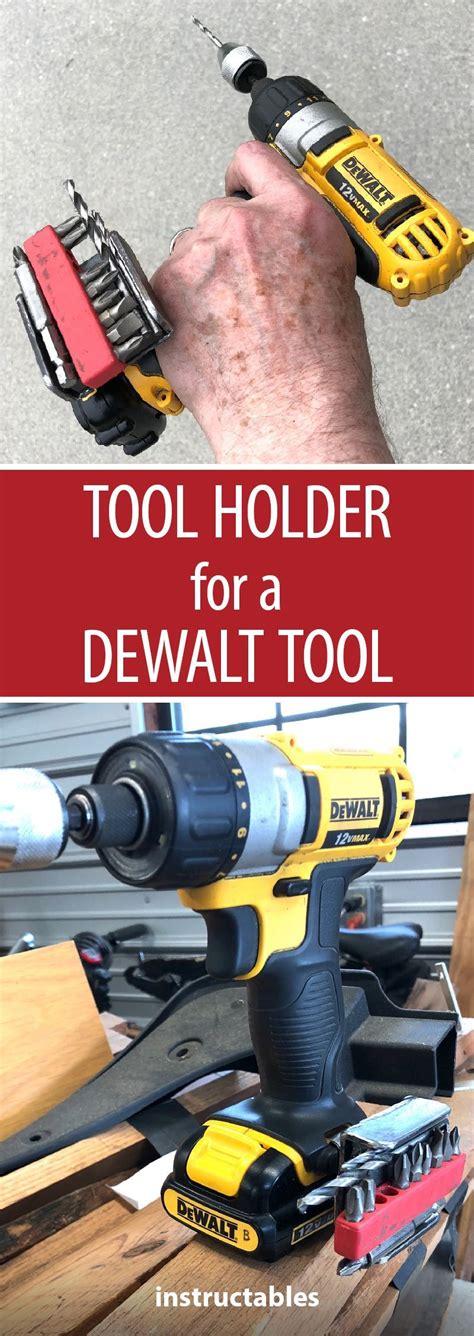 tool holder   dewalt tool tools woodworking power