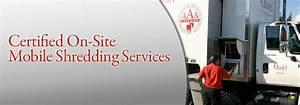 chicago on site mobile shredding services citadel With on site document shredding services