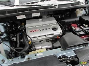 2005 Toyota Sienna Xle 3 3 Liter Dohc 24