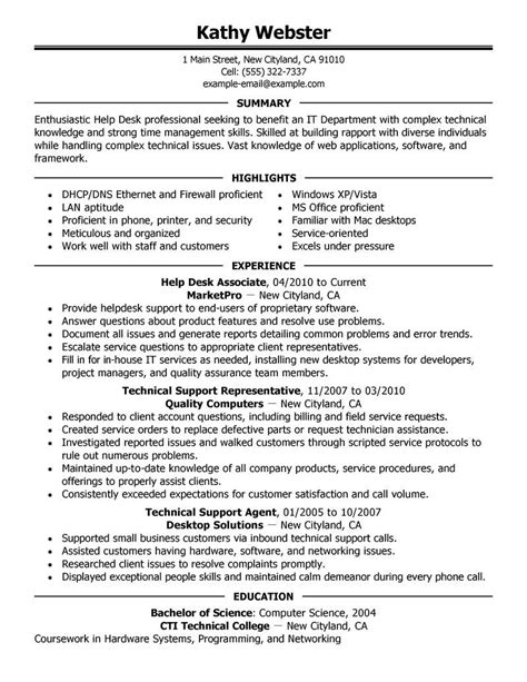 Help On A Resume by Cover Letter Help Desk Manager Of All Trades And