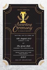 Wedding Program Samples Templates Annual Award Ceremony Invitation Template Event