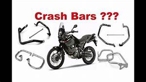 Motorcycle Crash Bars  Crash Protectors  U2013 Are They Really