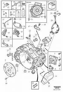 Volvo Xc90 Piston Kit  Automatic  Transmission  Gearbox