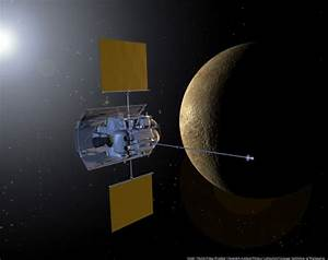 MESSENGER mission ends with impact on Mercury ...