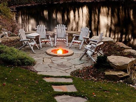 Take A Look At These Cool Fire Pit Ideas To Keep Your
