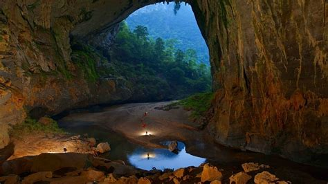 cave, Nature, Landscape Wallpapers HD / Desktop and Mobile ...