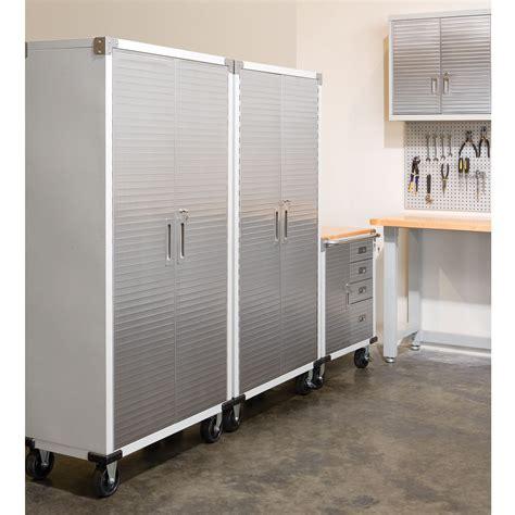 Garage Storage On Wheels by Seville Classics Ultrahd Door Storage Cabinet In 2019