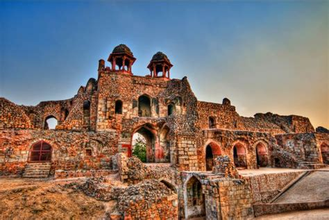 delhi purana qila photo  purana kila images