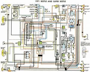 1974 Vw Super Beetle Fuse Box Diagram