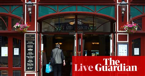 UK coronavirus: pubs and hair salons reopen in England as ...