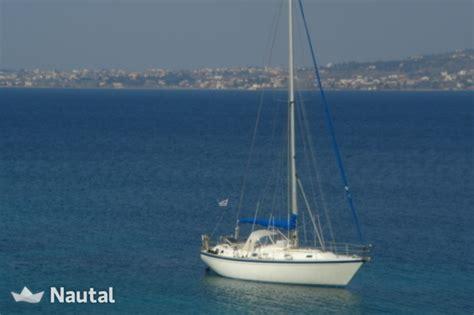 Sailing Boat Kefalonia sailing boat rent colvic countess 37 in lixouri marina