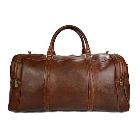 Brown Leather Travel Bag Purse Mens Leather Duffle Bag Light Brown Shoulder Bag Travel
