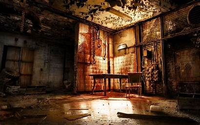 Torture Halloween Alone Scary Dark Horror Rooms