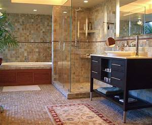 Walk In Shower Ideas As Fascinating Interior For Stylist