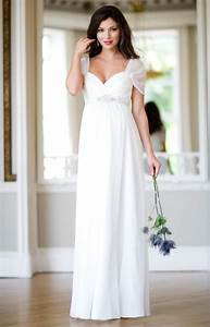 silk sophia maternity wedding gown ivory maternity With pregnancy dresses for weddings