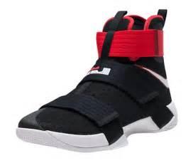 Nike LeBron Soldier 10 White Black