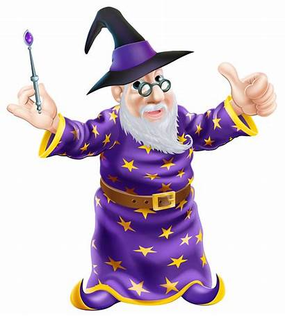 Wizard Cartoon Clipart Transparent Costume Cartoons Clown